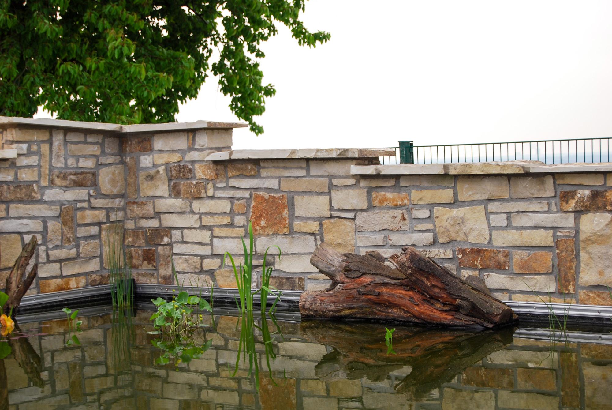 Teichmauer