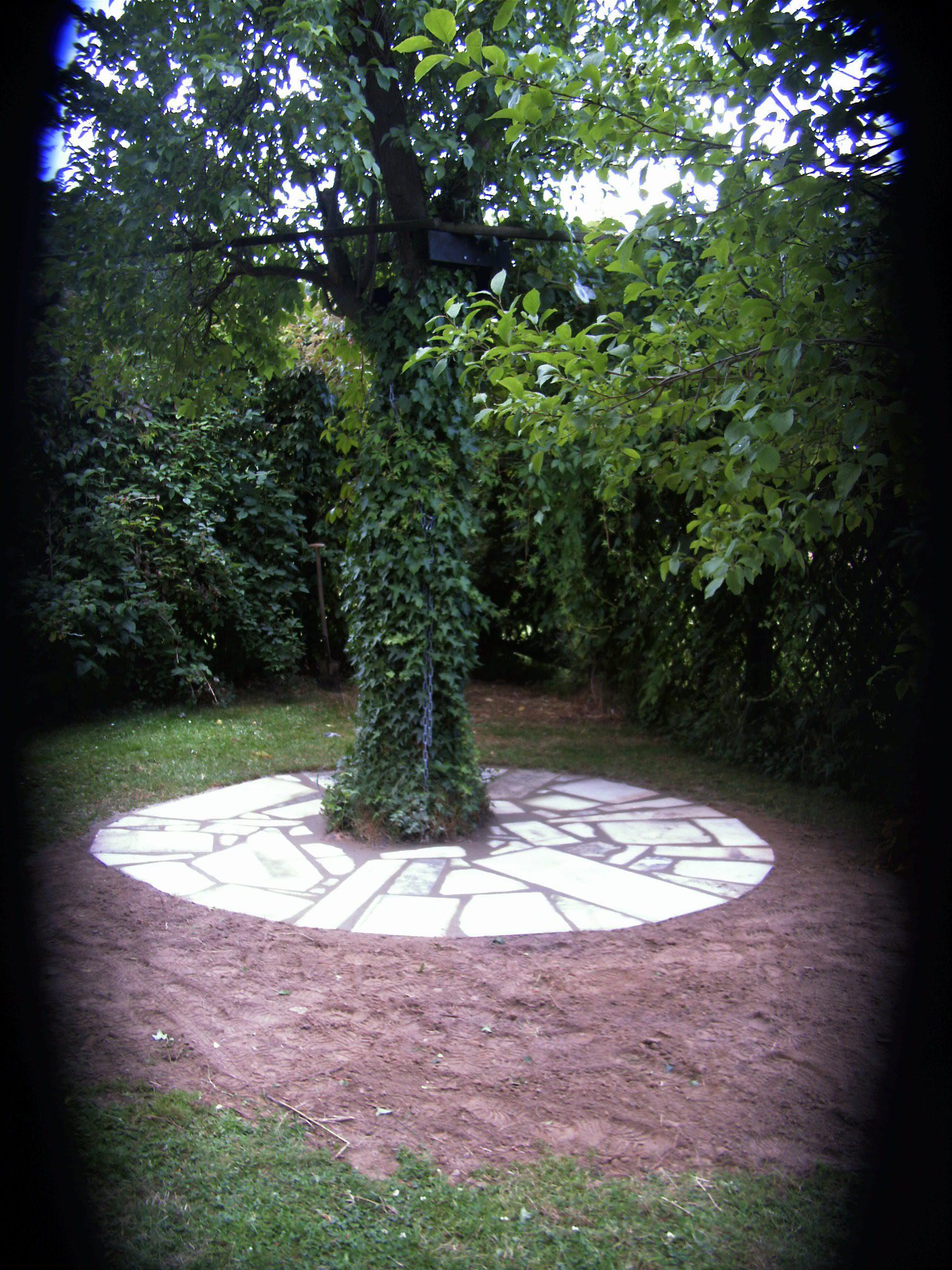Gartenteil in Reinsen