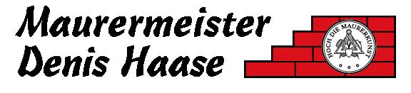 Maurermeister Haase