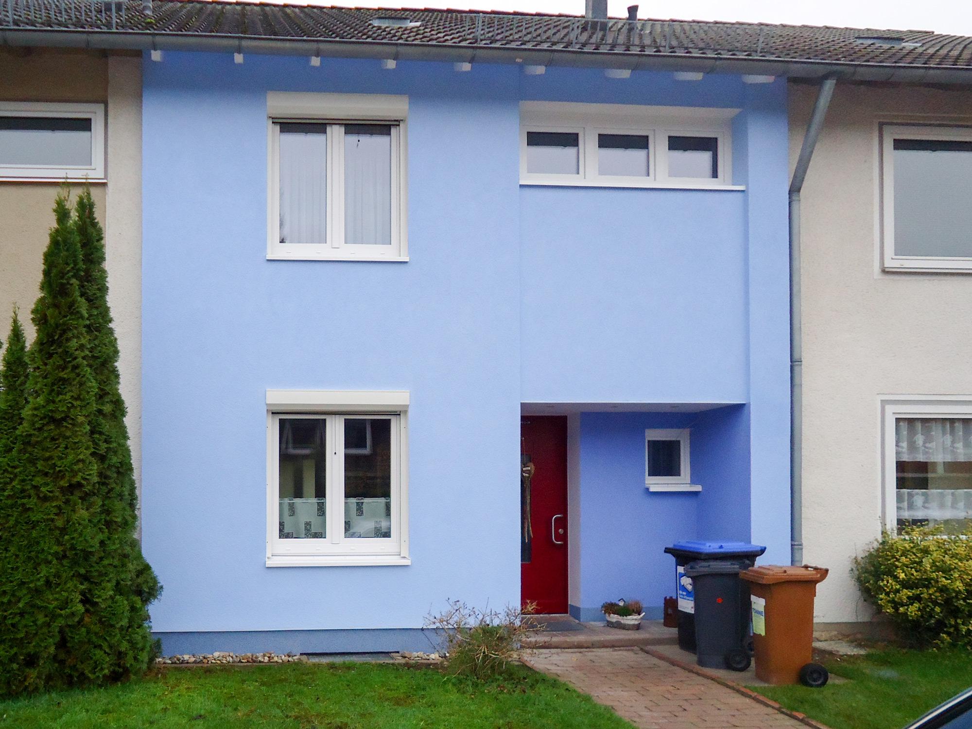 sanierte-Hausfassade